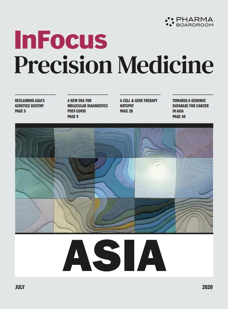 InFocus Precision Medicine Asia cover