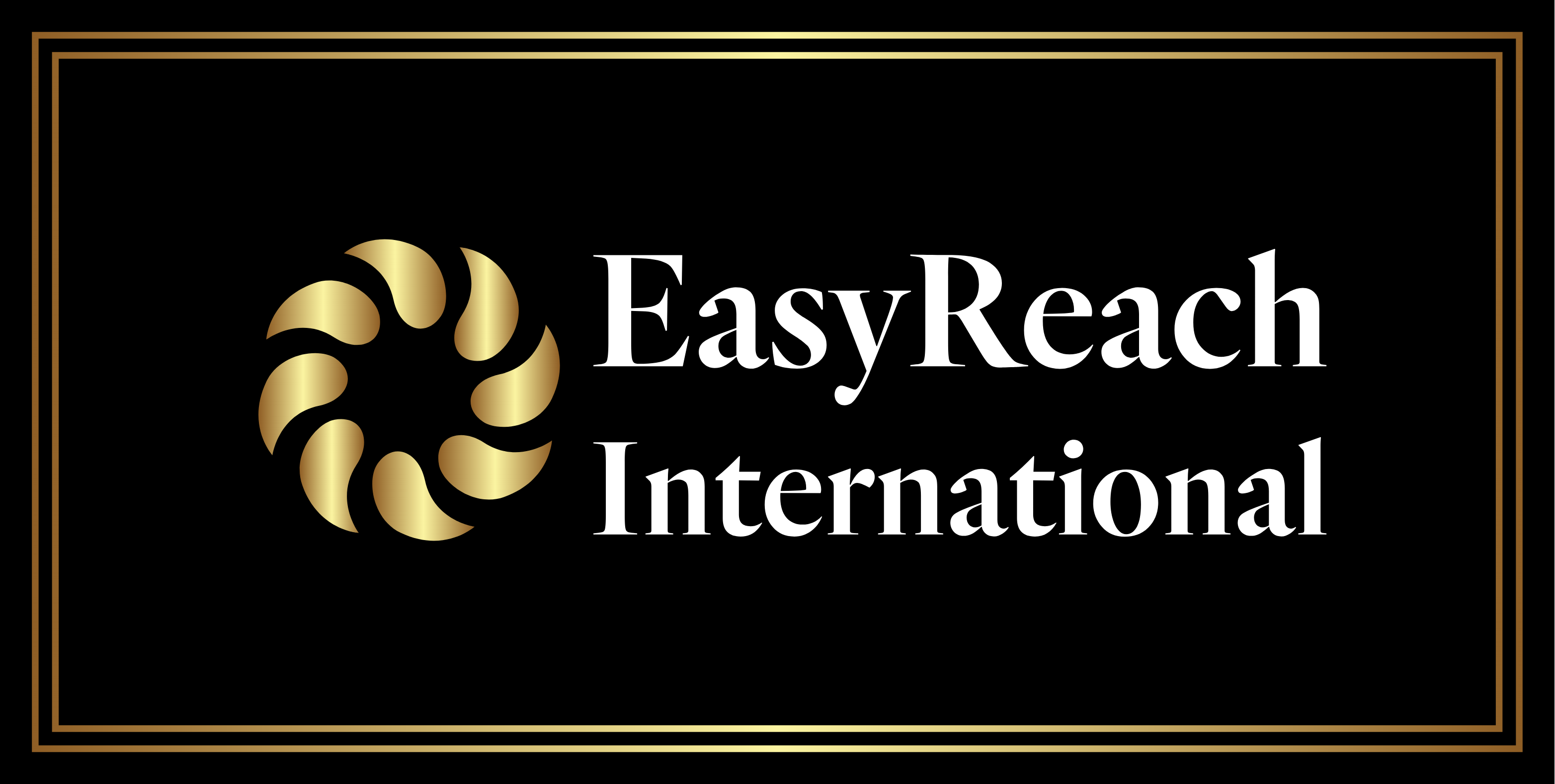 EasyReach Color logo with background