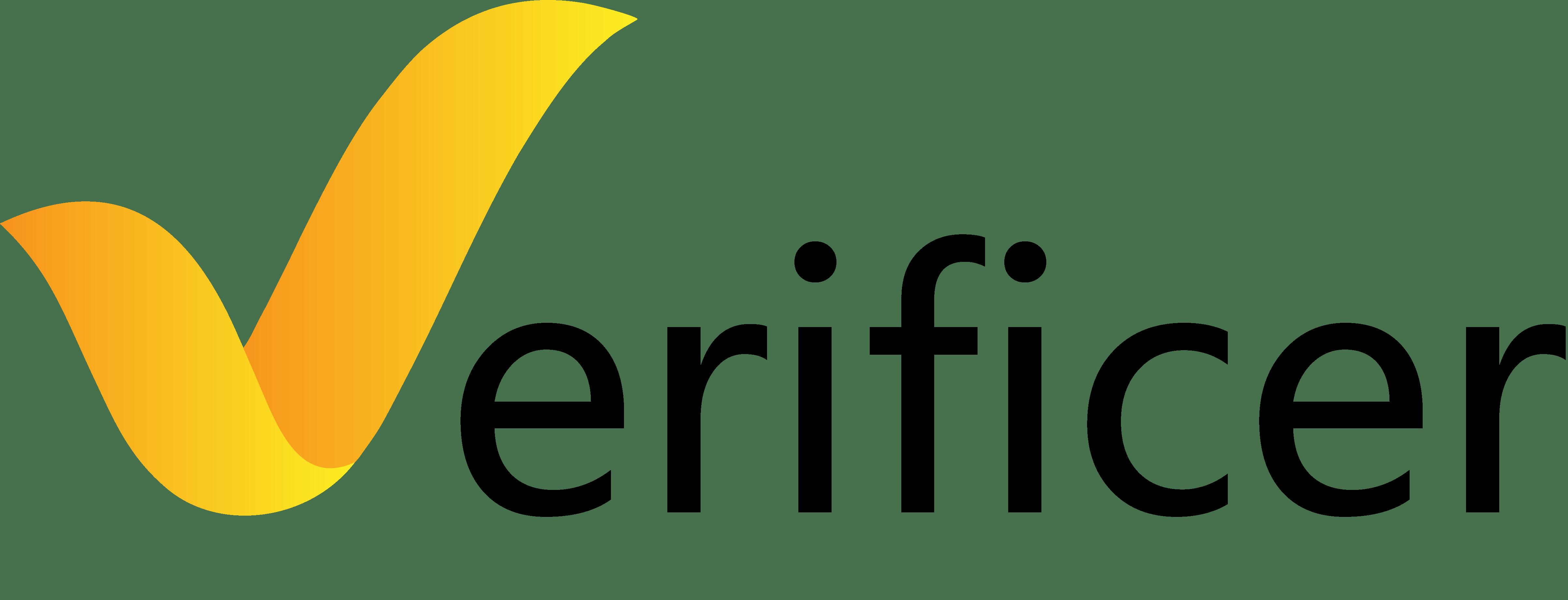 Verificer International Color logo